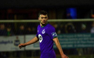 Jordan Tallon – Irish league Soccer Player
