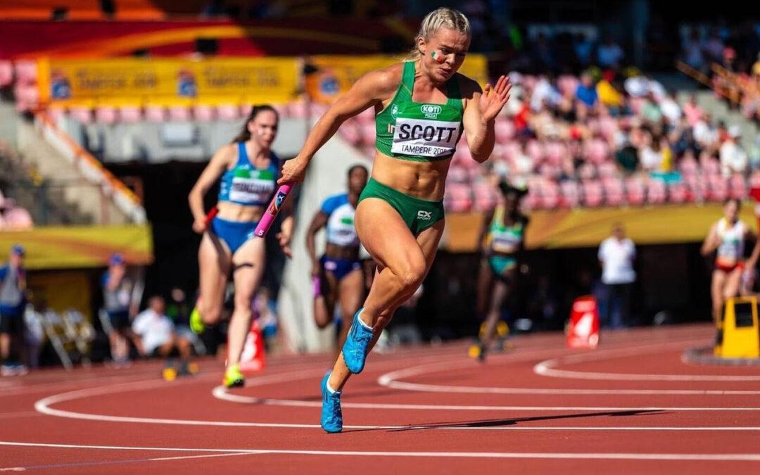 Molly Scott – International Athlete