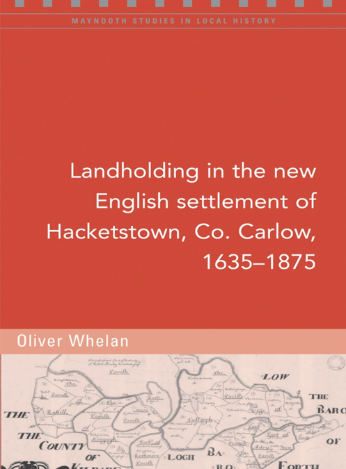 Landholding in the new English settlement of Hacketstown