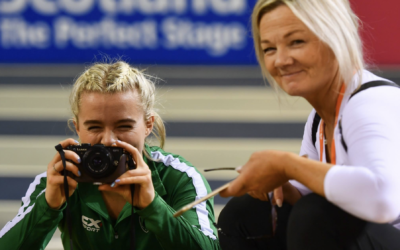 Watch this space – Molly Scott included on Irish Relay Team Hoping To Earn Olympic Qualification
